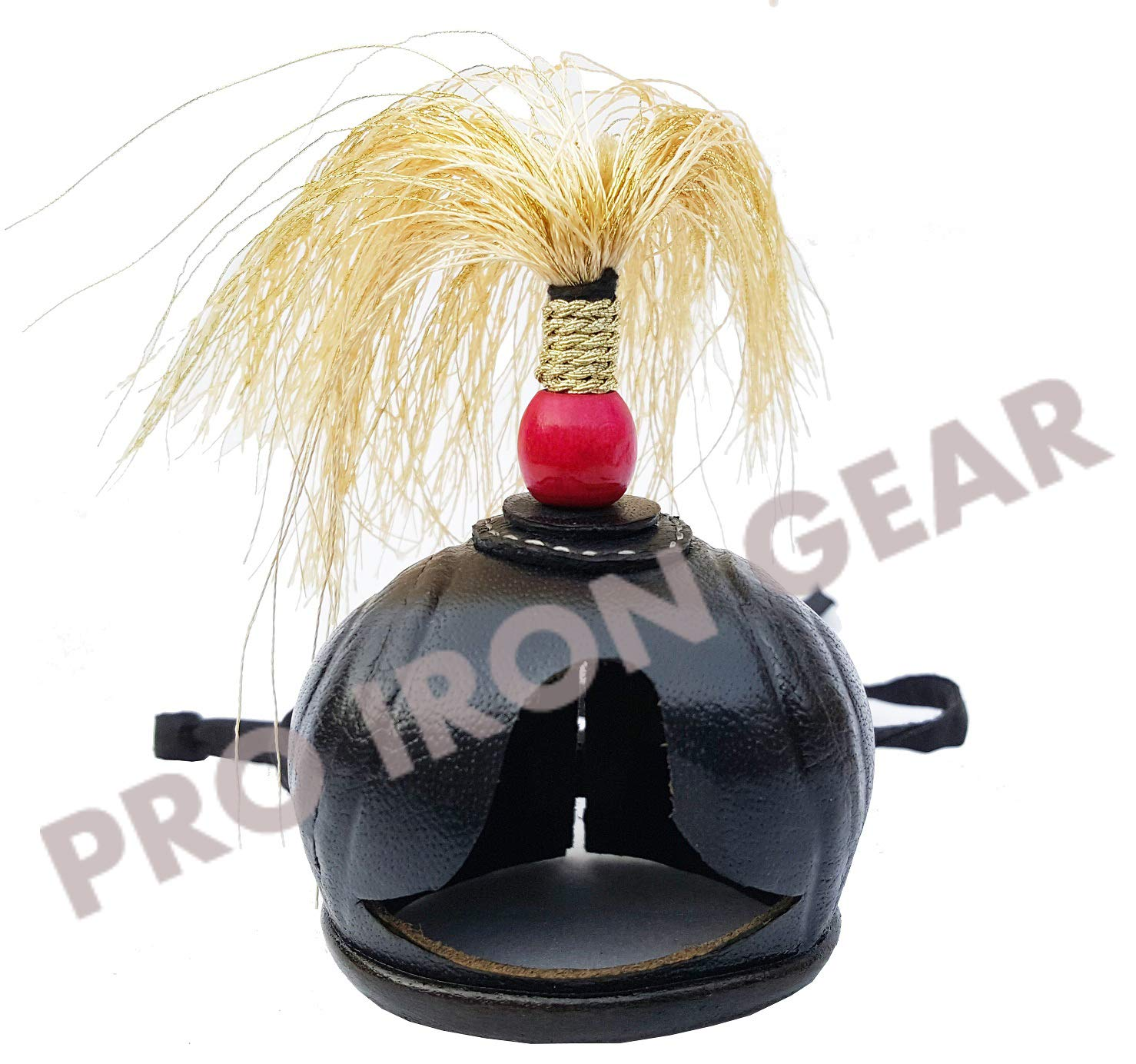 PRO IRON GEAR Falconry Hoods Dutch Size 51mm by PRO IRON GEAR