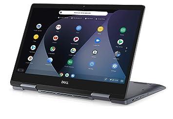 Dell Chromebook 14 7000 14 0 Inch 2-in-1 FHD LED-Backlit IPS Touch 2019  Laptop - (Grey) Intel Core i3-8130U, 4 GB RAM, 128 GB eMMC, USB Type-C,  Chrome