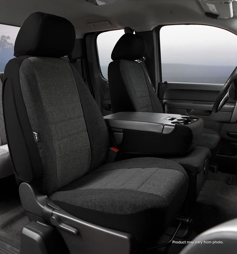 Tweed, Fia OE39-37 Charc Custom Fit Front Seat Cover Split Seat 40//20//40 Charcoal