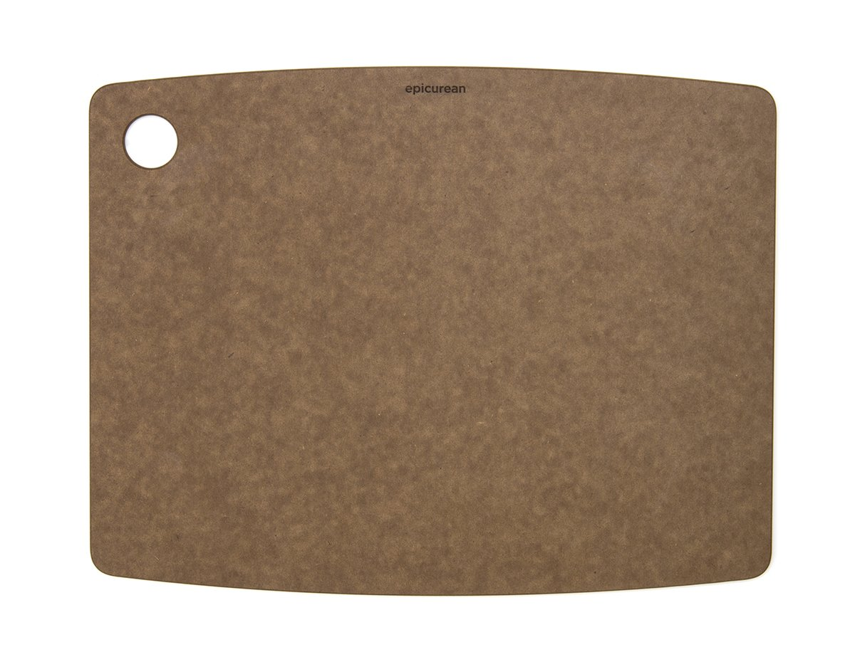 Epicurean Kitchen Series Cutting Board, 14.5 by 11.25-Inch, Nutmeg