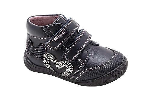 PABLOSKY 071325 - Botines velcros Infantiles, Color Azul, Talla 23: Amazon.es: Zapatos y complementos
