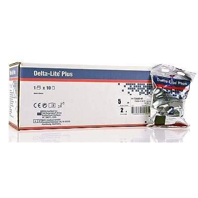 BSN en fibre de verre Jetant Delta-lite Plus Noir, 73458