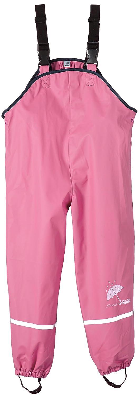 Bellagenda Regentr/ägerhose Ungef/üttert Pantalon De Pluie Fille