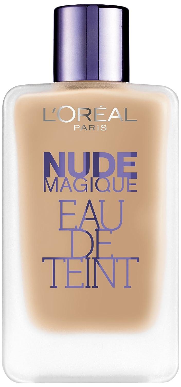 L'oréal paris nude magique eau de teint 140 - foundation makeup (purebeige) L'Oréal Paris 3600522436454