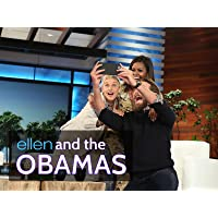Ellen and the Obamas