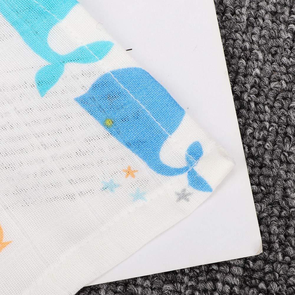 Bunter Stern Baby Handtuch Set aus weicher Baumwolle atmungsaktiv Komfort Bademantel Bad Swaddle Shooting Foto Kleidung tragen Zubeh/ör Dusche Geschenk f/ür Kleinkinder