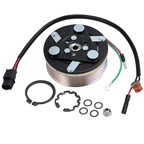 Proster A/C Compressor Clutch Assembly Fit Compatible with Honda CIVIC 1.8L 2006-
