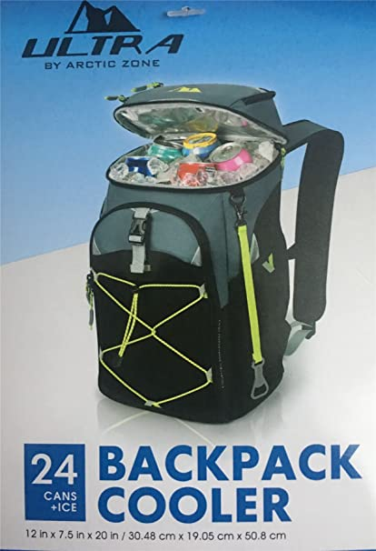 ff34af014332 Arctic Zone 24 Can ULTRA Backpack Cooler Bag