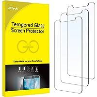 JETech Schermbeschermer Compatibel met iPhone 11 en iPhone XR 6,1 inch, Gehard Glas Screen Protector, 3-Stuks