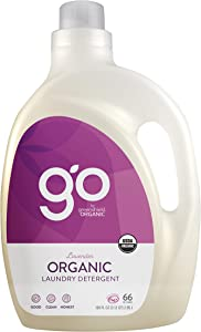 GO by GreenShield Organic, 100 oz. Laundry Detergent- Lavender