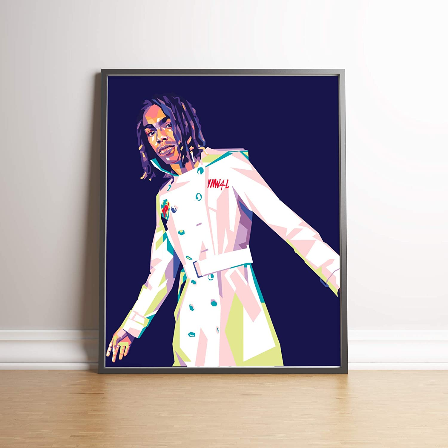 """24/"""" sizes 20/"""" YNW Melly poster wall art home decor photo print 16/"""""""