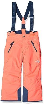 e04d5a655 THE NORTH FACE Children's Youth Snowquest Suspender Plus Trousers
