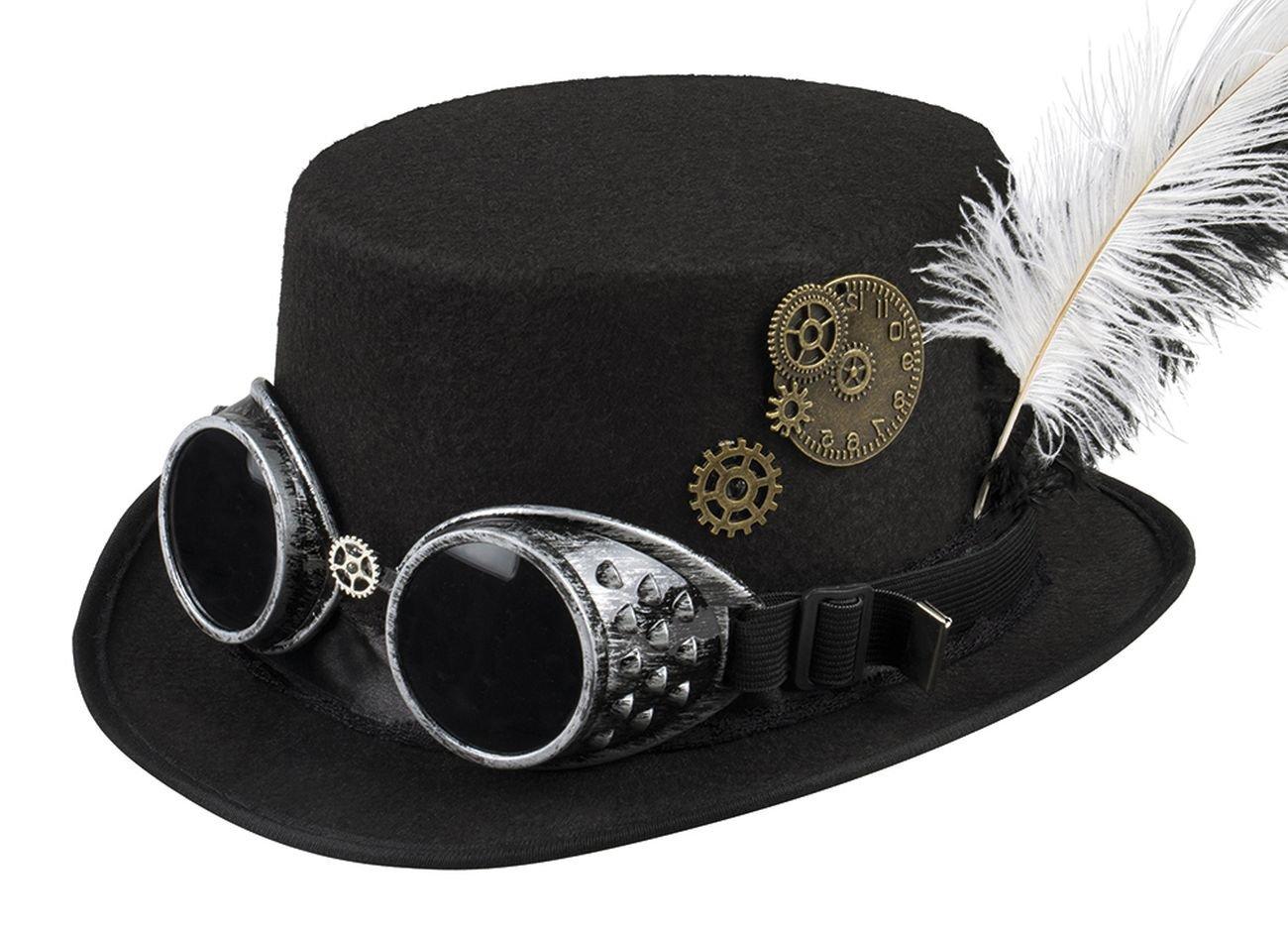 'Boland 54502Specs Punk Lion Hat One Size