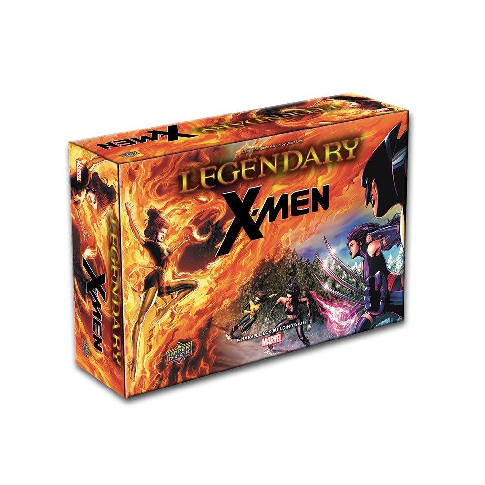 Marvel Legendary XMen Expansion (397 Piece)