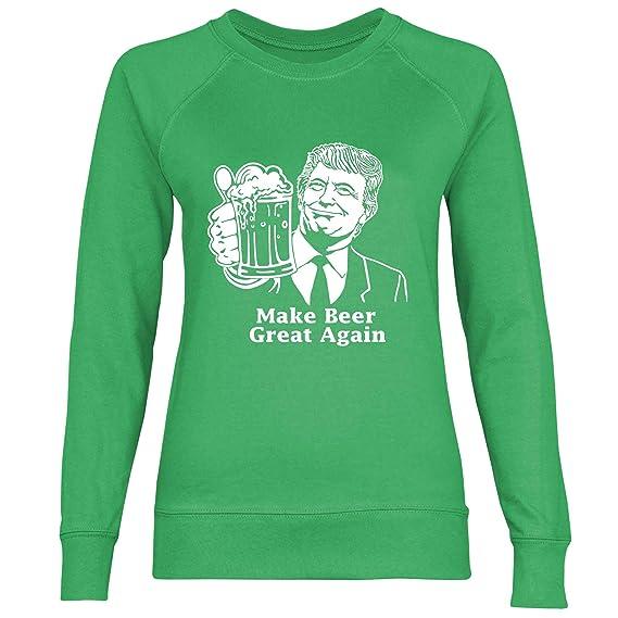 Great Wowshirt Again Party Beer Trump Sweat Make FemmeAmazon 0wnOP8k