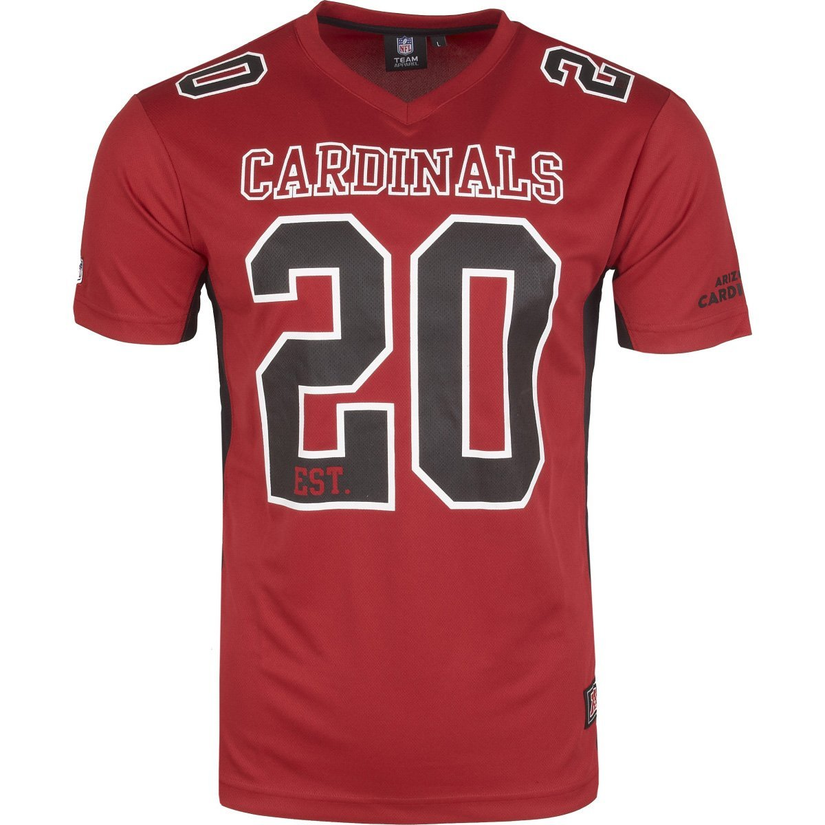 Majestic NFL Mesh Polyester Jersey Shirt - Arizona Cardinals majestic athletics