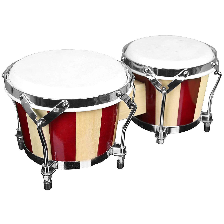 最新作 Makan Hand Wooden Crafted Wooden Professionals & Best Sounds & Taal Indian Professionals Bongo/Bongos Drums B07QBC3ZN1, 社交ダンス専門店 RICHARD_AISHIN:8f4e2d0e --- a0267596.xsph.ru