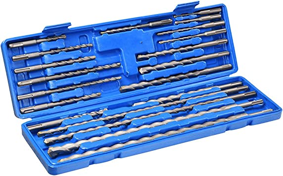 SDS Masonry Drill Bit 22 x 450mm Metric Size Heavy Duty Garage Workshop Am-Tech