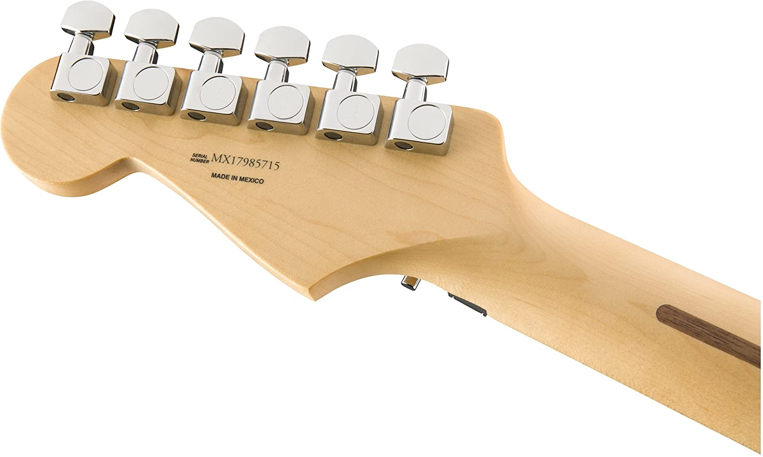 Amazon.com: Fender Player Stratocaster Electric HSS Guitar - Floyd Rose - Maple Fingerboard - Tidepool: Musical Instruments