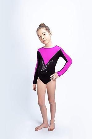 Gymnastikanzug anziehen