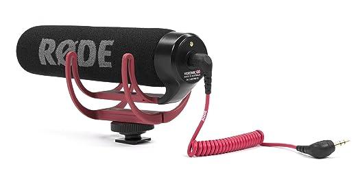 182 opinioni per Rode VideoMic Go Microfono Direzionale per Fotocamere DSLR e Videocamere,