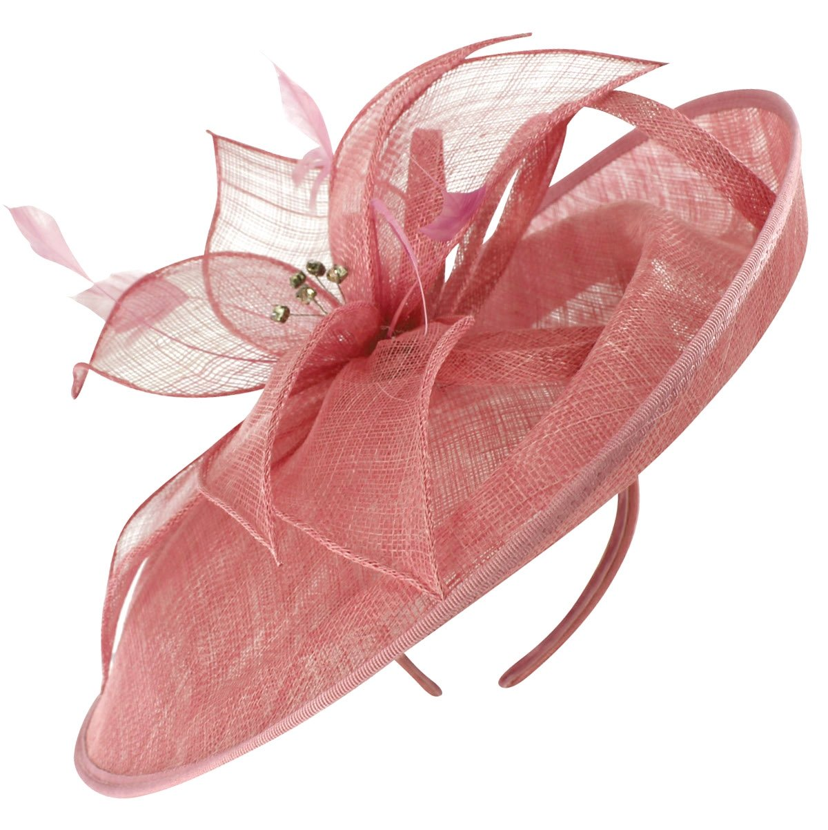 Failsworth Millinery Events Disc Headpiece In Freesia, Size: One Size by Failsworth Millinery