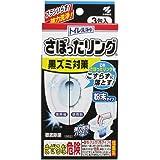小林製薬 トイレ洗浄中 さぼったリング 3袋入×4