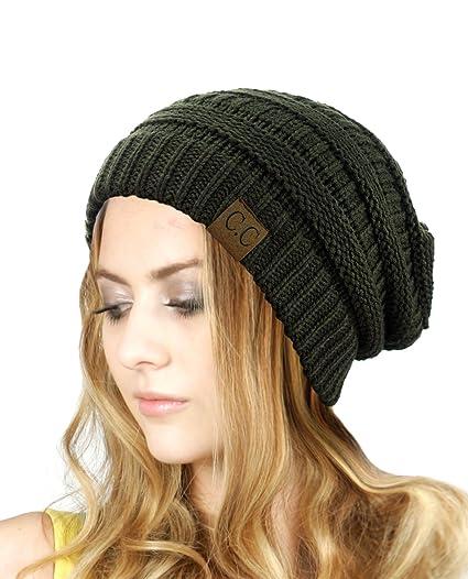 Original bonnet unisexe tricotté, pour un look fabuleux lors de vos activités hivernales.