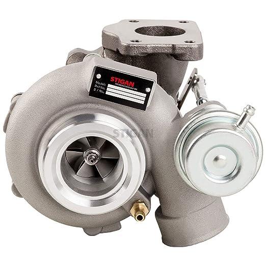 Nueva stigan GT1752 Turbo turbocompresor para Saab 9 - 3 & 9 - 5 - stigan 847 - 1008 Nueva: Amazon.es: Coche y moto