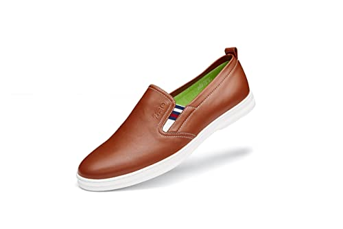 b176427066d9b ZRO Men's Modern Slip-On Loafer Fashion Casual Walking Shoe