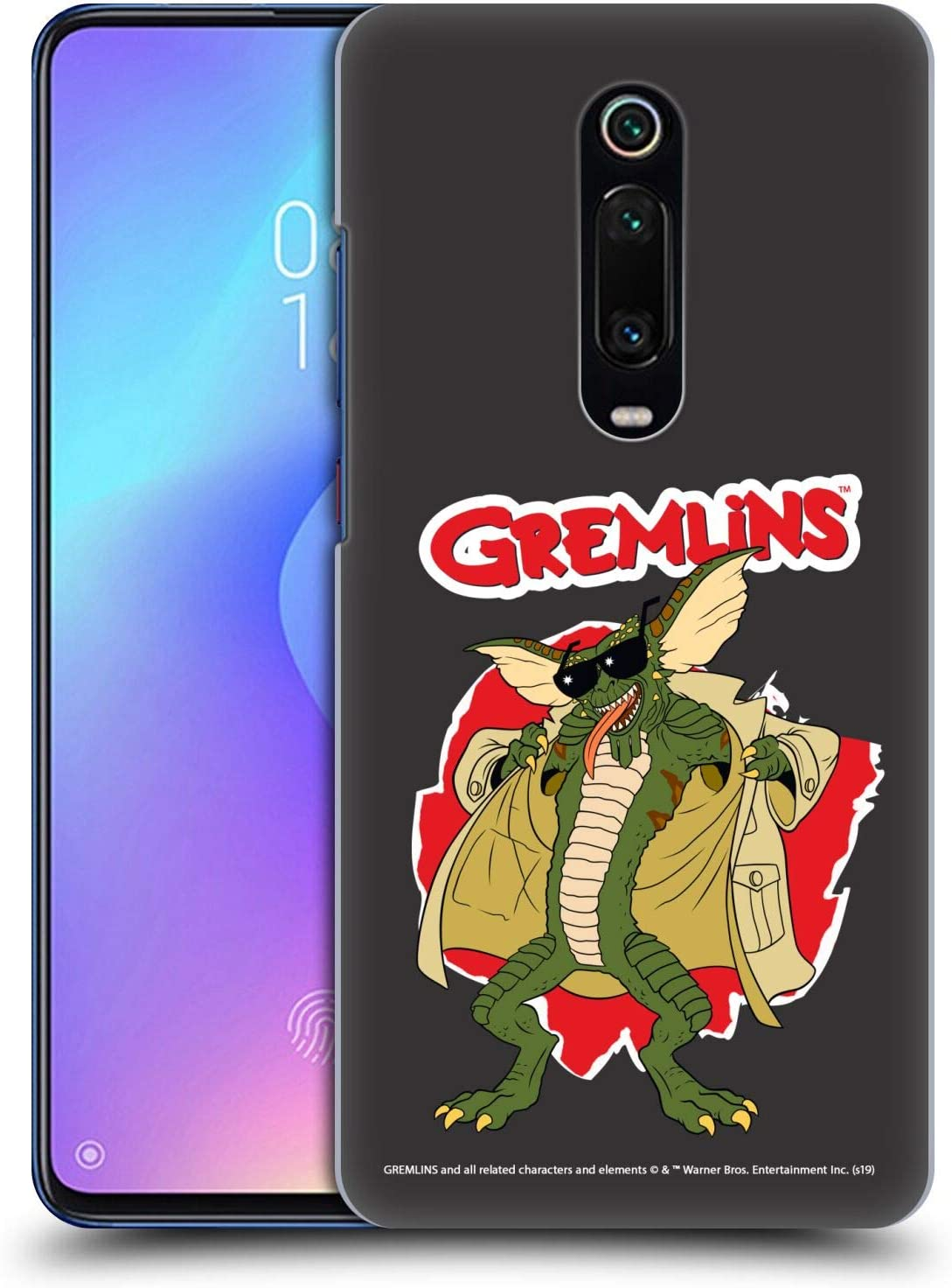 Official Gremlins Flasher Graphics Hard Back Case Compatible for Xiaomi Redmi K20 / Pro