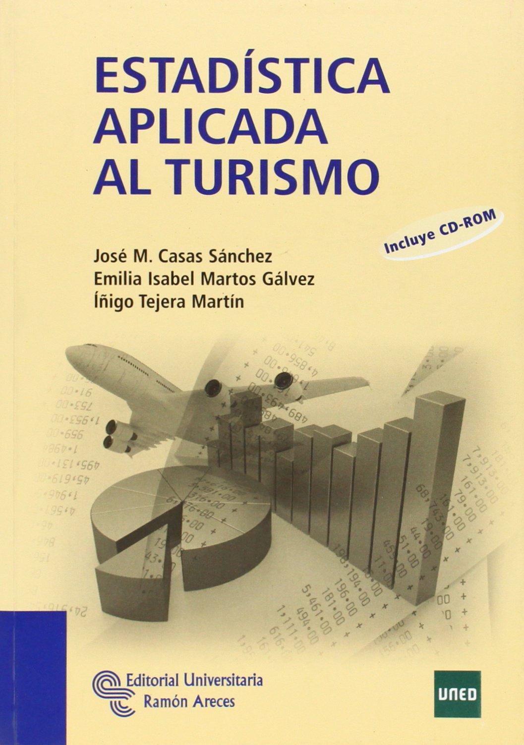 Read Online Estadística aplicada al turismo pdf epub