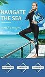 Full Body Scuba Rash Guard Lycra Dive Skin UV