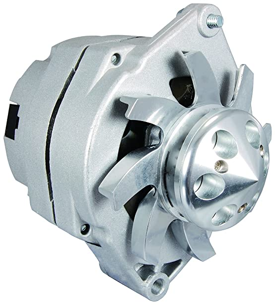 Amazon.com: Parts Player New Alternator Self Exciting Low RPM Cut In ...