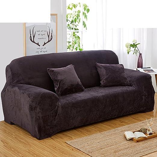 FDJKGFHGFCGDFGDG Cubierta del sofá de Color sólido,Sofá ...