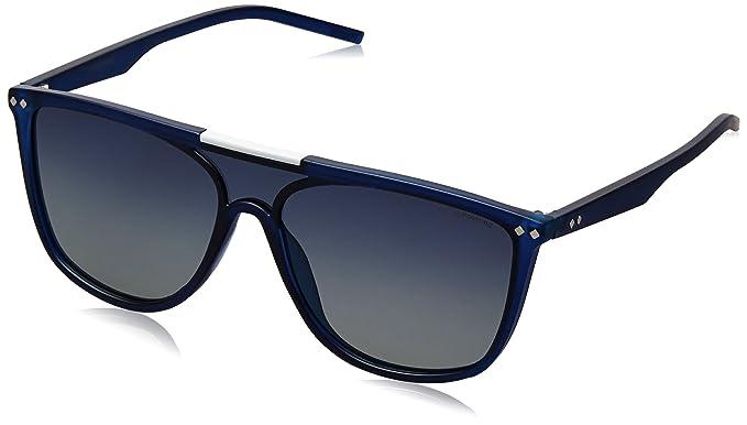 Polaroid Sonnenbrille » PLD 6024/S«, blau, TJC/Z7 - blau/blau