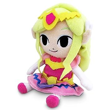 Peluche Princesa de Zelda 17 cm