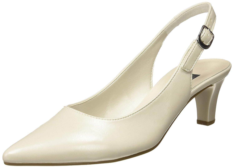 Weiß (Off-Weiß(+absatz) 80) Gabor Damen Fashion Pumps