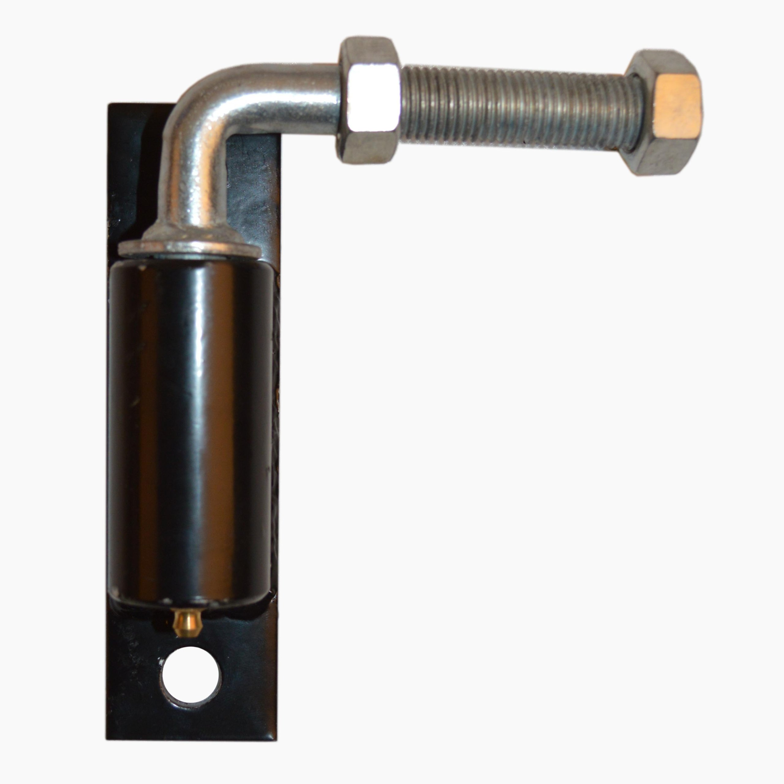 ALEKO 5/8'' Hinge J-Bolt for Aleko Driveway Gates Iron Gate with 2 Bolts, Nuts and Washers