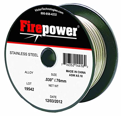 Amazon.com: Firepower 1440 – 0489 Soldadura MIG alambre de ...