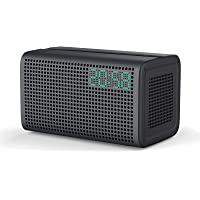 GGMM E3 Wireless Bluetooth Speaker with LED Clock
