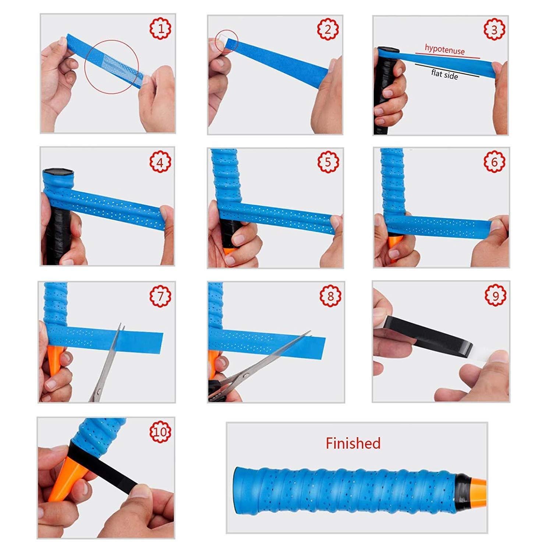 Senston Grafite Racchetta da badminton Compreso 1 Badminton Bag//2 Badminton//2Volano//2 Grip,argento+giallo