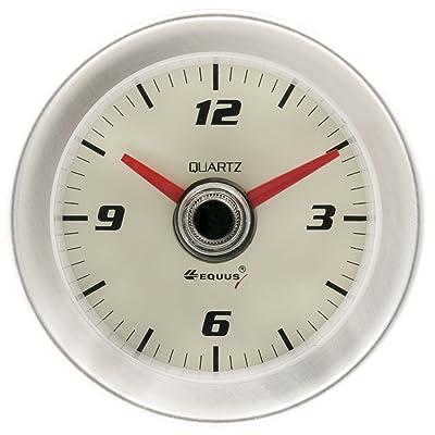 "Equus 8000 2"" Quartz Clock: Automotive"