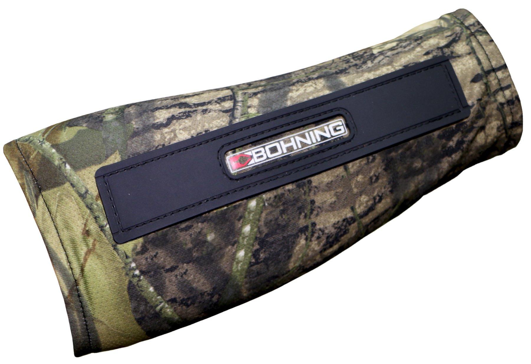 Bohning Archery Slip-On Armguard Small, Camo