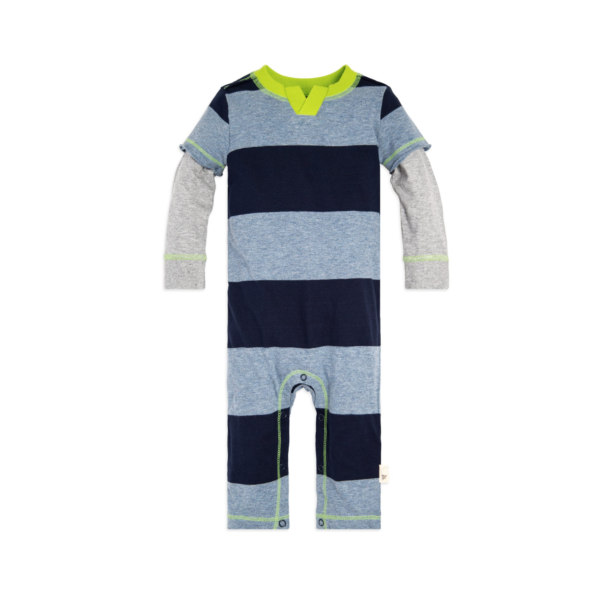 384c76a0074 Galleon - Burt s Bees Baby Boys  Romper Jumpsuit