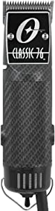 Oster Classic 76 Detachable Blade Carbon Fiber Pro Salon Professional Clipper Limited Edition