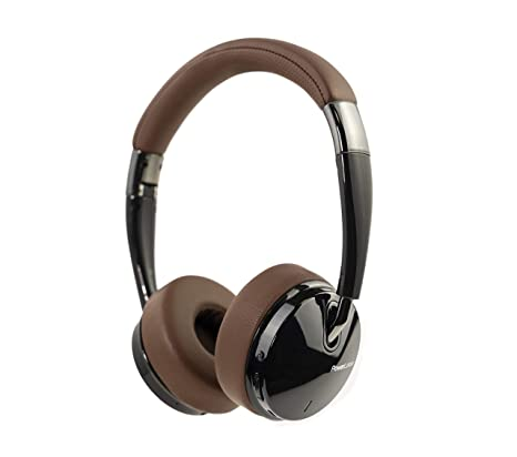 PowerLocus Wireless Bluetooth Headphones On-Ear, [Up to 22Hrs Battery] Soft Earmuffs
