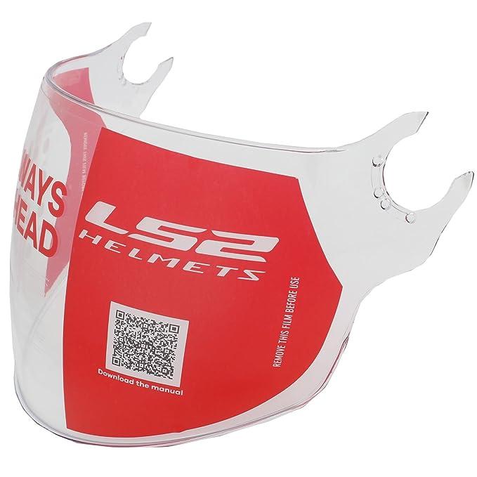 Helmets & Headwear LS2 OF562 OF558 Airflow Sphere Replacement Anti-Scratch Motorcycle Visor