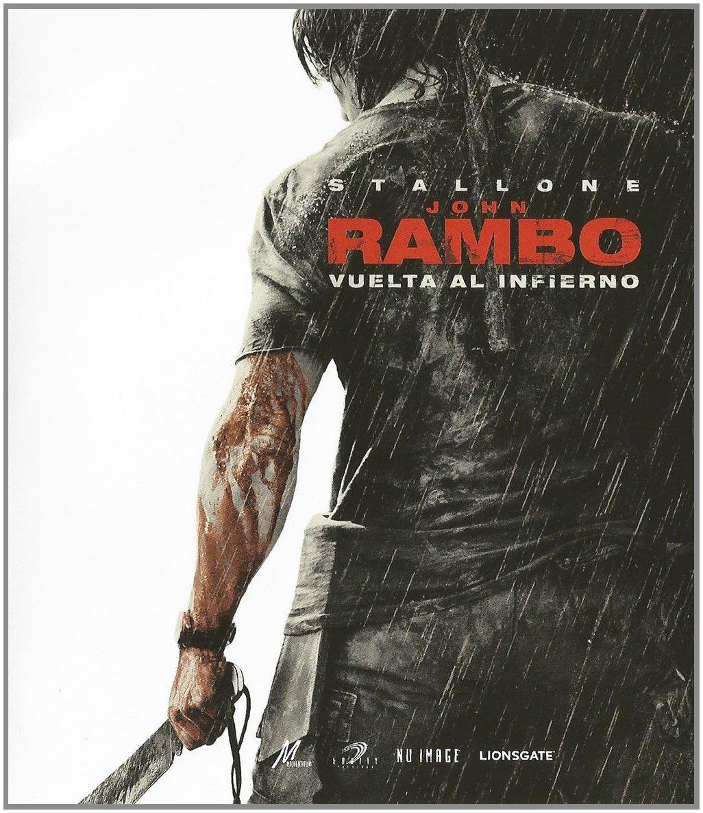 John Rambo: Vuelta Al Infierno [Blu-ray]: Amazon.es: Sylvester ...