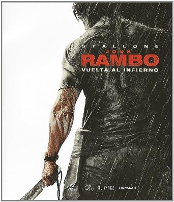 John Rambo: Vuelta Al Infierno [Blu-ray]: Amazon.es: Sylvester Stallone, Julie Benz, Matthew Marsden, Graham McTavish, Reynaldo Gallegos, Sylvester Stallone, Sylvester Stallone, Julie Benz: Cine y Series TV